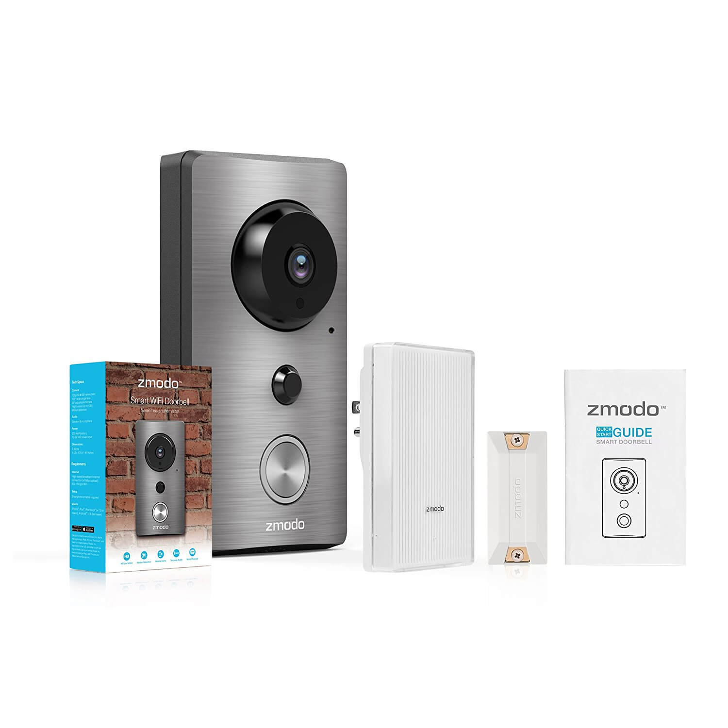 Zmodo Doorbell Review [Don't Buy Before You Read This